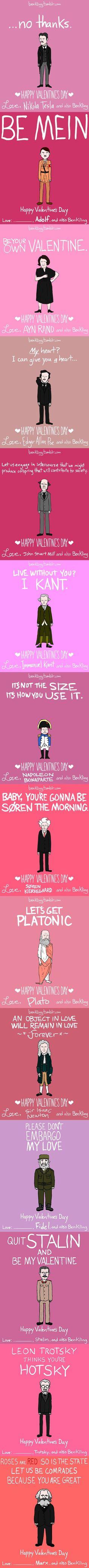 Valentine's Day Cards by Ben Kling