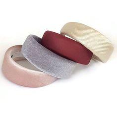Headbands For Women, Fashion Headbands, Fascinator Headband, Cocktail Hat, Black Headband, Fancy Hats, Kate Middleton Style, Headband Styles, Wedding Hats