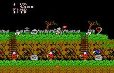 Ghosts n Goblins (1986)
