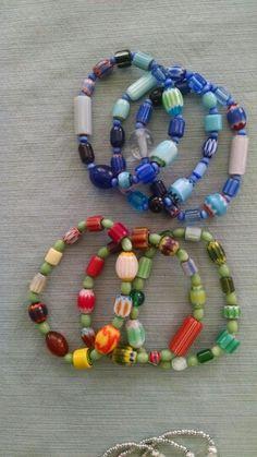 Chevron bracelets