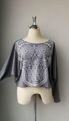 Dia de los Muertos #calaca shirt