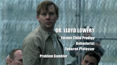 Dr. Lloyd Lowery.  Breakout Kings