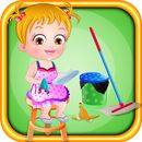 Download Baby Hazel Cleaning Time:  Here we provide Baby Hazel Cleaning Time V 12 for Android 2.3.2+ Now you can play Baby Hazel Cleaning Time game on your favorite android device for free. Little angel Baby Hazel is growing fast. Now she understands how difficult it is for Mom to keep the house clean all time. So today Baby Hazel...  #Apps #androidgame ##AxisEntertainment  ##Casual