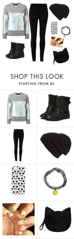 """Untitled #327"" by phychopaintlover ❤ liked on Polyvore featuring Filles à papa, Max Studio, Phase 3, Topshop and Forever 21"