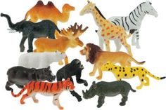 Medium Jungle Animal