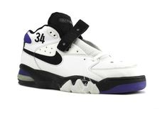 Nike Air Force Max Charles Barkley PE 1993 | SneakerNews.com