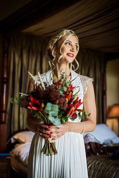Becky + Mark's Simonstone Hall Wedding Photography | Yorkshire Wedding Photographer