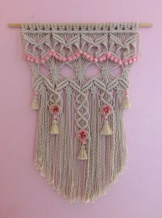 Hey, I found this really awesome Etsy listing at https://www.etsy.com/au/listing/474921905/macrame-wall-hanging-tapestry-woven-wall