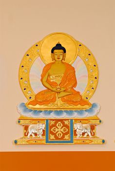 One of the 35 Confession Buddhas