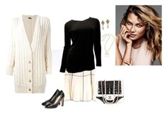 """""""Chanel look"""" by penelope1234567 ❤ liked on Polyvore featuring Chanel"""