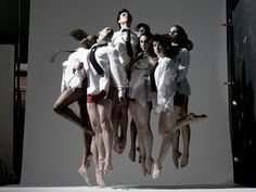 @Rebecca Tate @Charlie Lee American Dance Maverick Stephen Petronio's Company... The guy I repinned this from has an entire board with dance stuff on it.