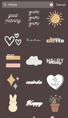 Instagram Emoji, Iphone Instagram, Instagram Frame, Foto Instagram, Instagram And Snapchat, Instagram Quotes, Creative Instagram Stories, Instagram Story Ideas, Instagram Editing Apps