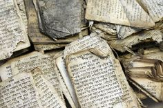 Geniza (גְּנִיָזה -storing), a place for storingbooks or ritual objects which have become unusable. Thegenizah was usually a room attached t...