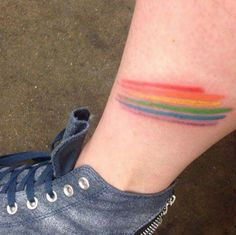 Pride tattoo