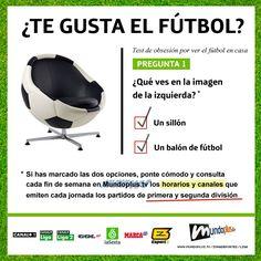 ¿Te gusta el fútbol? (La Liga)