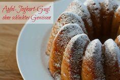Kochliebe: Apfel-Joghurt-Gugl ohne schlechtes Gewissen