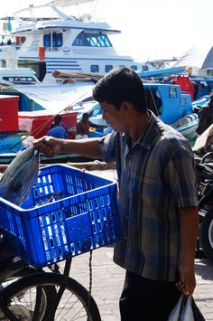From the Fish market  Photo by: Dhivehidude (Mohamed Riza)