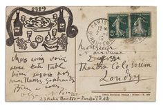 Buy online, view images and see past prices for PICASSO PABLO: Invaluable is the world's largest marketplace for art, antiques, and collectibles. Pablo Picasso, Going Postal, Decorated Envelopes, Envelope Art, Spanish Painters, Picture Postcards, Art Moderne, Mail Art, Oeuvre D'art