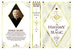 A History of Magic Book of Bathilda Bagshot