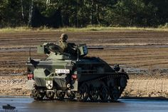 Rocketumblr | Wiesel 1 Armoured Weapons Carrier