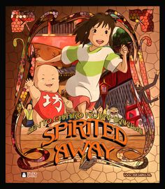 Spirited Away by ~jdesigns79 on deviantART