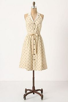 Robin in the Rain: Anthropologie Honeyed Life Shirtdress $79.95