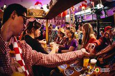 Het was vier dagen feest in het Fijnfisjenie Café van Omroep Brabant tijdens carnaval! Een kleine sfeerimpressie hiervan. #fijnfisjenie #carnaval