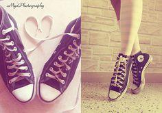 Converse♥ - my favorite brand of shoe.
