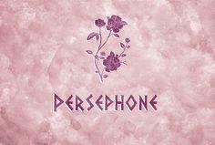 Persephone wallpaper- as per request. Percy Jackson Tattoo, Percy Jackson Memes, Percy Jackson Fandom, Wallpaper Dios, Greek God Tattoo, Fan Fiction, Greek Mythology Tattoos, Oncle Rick, Daughter Of Poseidon