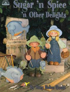 SUGARN SPICEN OTHER DELIGHTS - monica garcia - Picasa Web Albums...THIS IS A FREE PAINTING BOOK!!