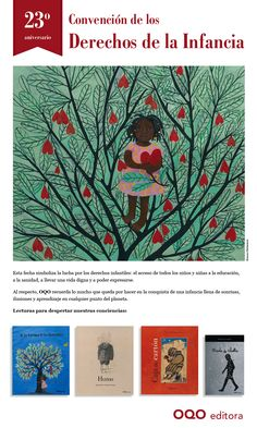 23º aniversario de la Convención de los Derechos de la Infancia - 20 de noviembre