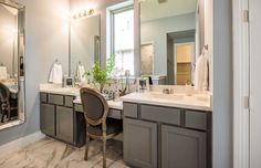 New Homes in Gateway Parks: 60ft. lots - Home Builder in Forney TX Double Vanity, Gateway, Master Bathroom, Vanity, New Homes, Bathroom Vanity, Bathroom, Home Builders