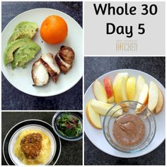 Whole 30 Day 5