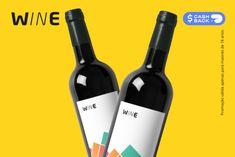 Km de Vantagens Wine Rack, Red Wine, Alcoholic Drinks, Park, Storage, Hot, Glass, Decor, Benefit Brow