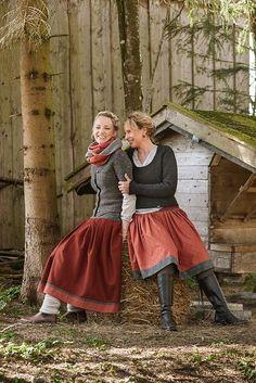Rehboiz, Herbstwoid Mehr Folk Fashion, Winter Fashion, Womens Fashion, Pretty Outfits, Cool Outfits, Différents Styles, Vintage Mode, Russian Fashion, Classic Style Women