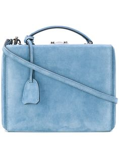 Mark Cross boxy satchel