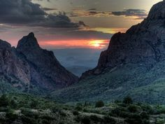 TX Roadtrips - Big Bend National Park
