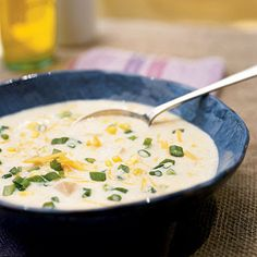 Chicken corn chowder dj's kitchen