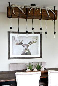 Nice 90 Modern Farmhouse Dining Room Decor Ideas https://homearchite.com/2018/01/15/90-modern-farmhouse-dining-room-decor-ideas/
