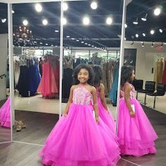 ✨IT'S PAGEANT SEASON!✨Did you know we have little girl pageant dresses?!👸🏼 Our Johns Creek location has {E V E R Y C O L O R} your little one desires! 🤩💞 Get them while they last! Little Girl Pageant Dresses, Prom Dresses, Formal Dresses, Johns Creek, Little Girls, Seasons, Happy, Fashion, Dresses For Formal