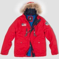 #NothSails #Fall #Winter #2013 #2014 #Man #Jacket #Faibanks #Fur #Polyamid #Nylon #hood Man Jacket, Men's Collection, Canada Goose Jackets, Sportswear, Fall Winter, Winter Jackets, Fur, Style, Fashion
