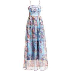 Louche MAYON Długa sukienka multi