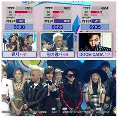 Taeyang Wins Inkigayo Over T.O.P. During 2NE1 Comeback Stage: Will YG Family Compete Against Each Other? More: http://www.kpopstarz.com/articles/67333/20131125/taeyang-2ne1.htm