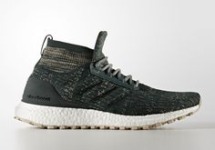 """3201fa13e adidas Ultra Boost ATR Mid """"Trace Green"""" Release Date - Nike Store Online.  Ray Chu"""