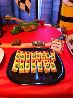 Cars Lightning McQueen Birthday Party