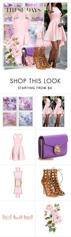 """Dao Linh roses"" by shell-prasad ❤ liked on Polyvore featuring WALL, Kate Spade, Chloé, New Look and Lumière"