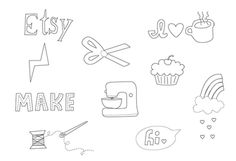 small embroidery patterns