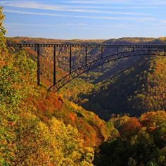 Explore the New River Gorge, West Virginia - Southern Living