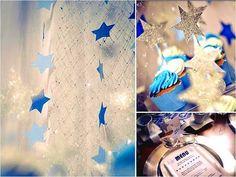 Twinkle twinkle little star party theme
