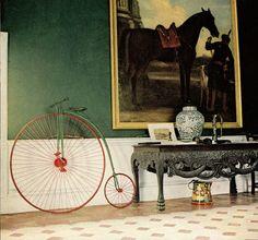 Vogue's Book of Houses, Garden, People- The Original   http://markdsikes.com/2013/03/03/the-original/
